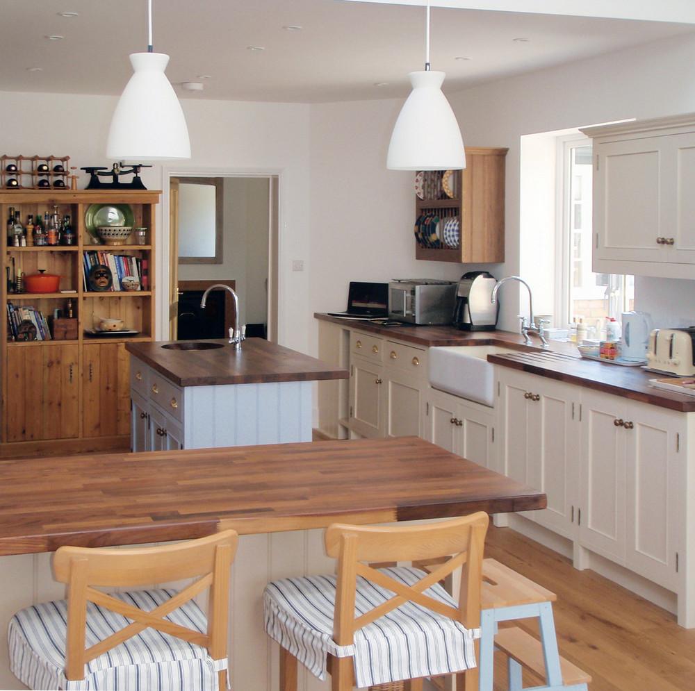 Norfolk Kitchen | Unfitted Kitchens Handmade in England