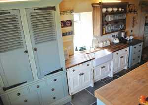 Farmhouse Kitchen Devon